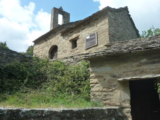 Chapelle de St-Eutrope (photo reco)